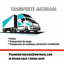 TRANSPORTE DE MUDANÇAS - TRANSPORTES MATURANA