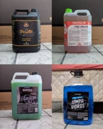 Produtos para Lava-Jato (Estética Automotiva)