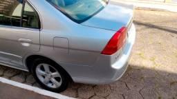 Honda Civic Ex 1.7 At 2002 Sem Pendencias Sem detalhes somente venda