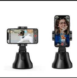 Smart Selfie Gimbal Stick Rotação De 360 Graus