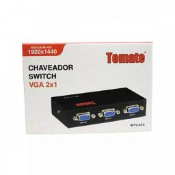 (WhatsApp) chaveador switch vga 2 x 1 (mtv-222)