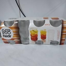 Conjunto de copo 8pcs Nadir