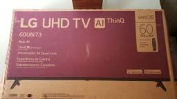 Tv LG 60 polegadas nova para utilização de peças