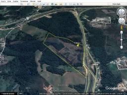 Terreno contorno Campo Largo Loteamento 111227m2