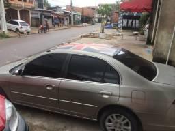 Civic automático - 2001