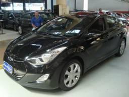 Hyundai Elantra GLS 2.0 2012 Automático (Completo + Teto Solar) - 2012