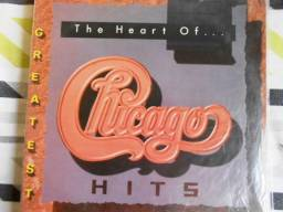 Lp Chicago - Heart of.Hits