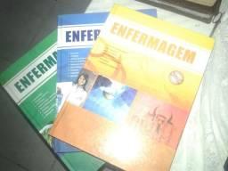 Promoção 3 livros de enfermagem