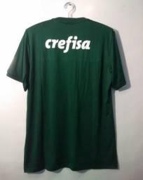 Camisa Oficial do Palmeiras - Temporada 18/19 - Leia o anúncio