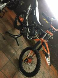 Crf 230 modificada - 2003
