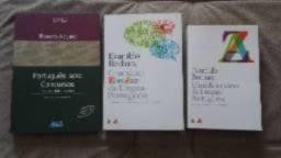 Livros de Português para Estudo/Pesquisa Seminovos