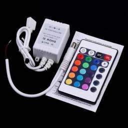 Fita Led colorida R$: 100,00 + Entrega grátis Produz luz brilhante e suave, própria para