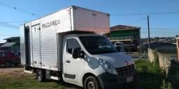Master bau troco por truck baú - 2015