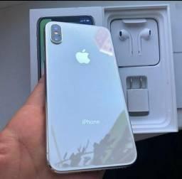 Iphone x 256gb lacrado