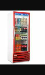 Geladeira expositora 410 litros frilux*geladeira pra bebidas porta de vidro