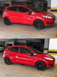 Vendo New Fiesta titanium - 2014