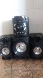 Aparelho de som 930W ( LG )