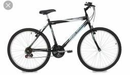 Bicicleta na garantia
