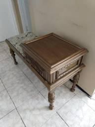 Vendo móvel de madeira legítimo de primeira qualidade fino acabamento