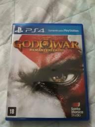 Gold of War 3 Ps4 Novo Zerado na Caixa