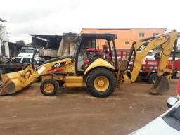 Retro escavadeira Cater Pillar - 2011