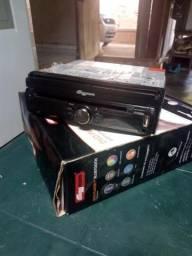 Vendo DVD player automotivo 7 polegadas semi novo touchscreen , Bluetooth