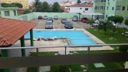 Apartamento no Icarai Caucaia 3 quartos varanda mobilia piscina prox ao Pecem Cumbuco