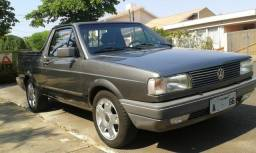 Vw - Volkswagen Saveiro 1.6 Mi - Raridade - 1997
