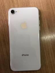 Vendo iPhone 8 64gb Trincado