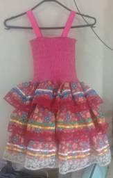 Vestido de quadrilha R$ 30