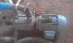 Motor com bomba dagum completo