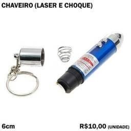 Chaveiro Laser Eletrizante
