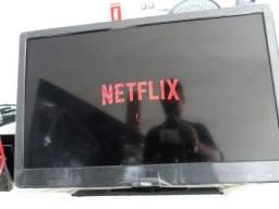 Tv smart de 29 polegadas com wi-fi,net flix e etc.valor590,00 telefone 998079673