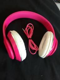 Headphone de alta qualidade em Áudio