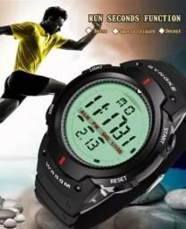 Relógio Synoke 61576 Masculino à prova d'água Impermeável Esportivo