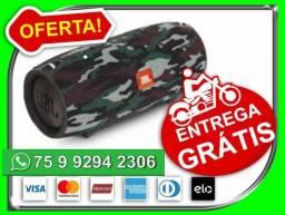 Jbl Xtreme Camuflada Caixa De Som 40w Rms Bluetooth - Resist Água- Novo- Entrega Grátis