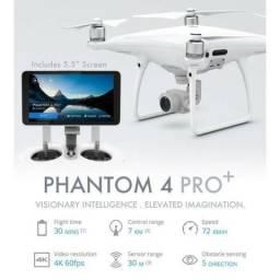 Drone Dji Phantom 4 Pro Plus 4K + Maleta para Transporte