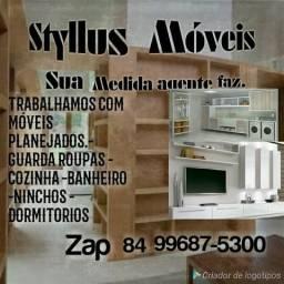 Styllus Móveis .- Zap- 84 99687-5300