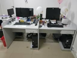 Mesas escritório baias telemarketing