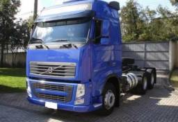 Volvo Fh440 6x4 11/11 Globetrotter - 2011