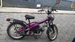 Bicicleta Motorizada 4T