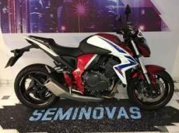 Honda CB 1000 ABS Barracuda. Moto em ótimo estado, revisada e com garantia - 2015