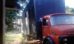 Bau londrinense 9.5x3.00x2.6 para truck - 2000