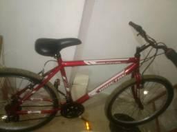 Vendo bike nova usada so 1x pra teste