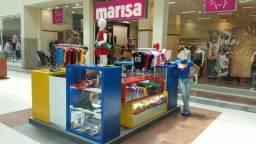 Quiosque para Shopping ou Galerias