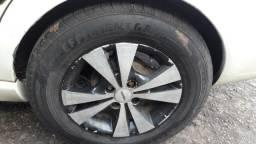 Vendo roda de liga leve aro 14