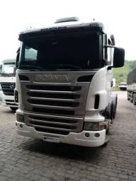 Scania R420 6x4 Mod 2012 unico Dono - 2011