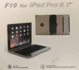"Capa iPad Pro 9.7"" modelo MacBook bluetooth"
