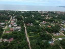 Terreno à venda, 384 m² por R$ 55.000,00 - Praia do Imperador - Itapoá/SC