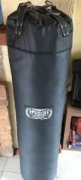 Saco para treino boxe
